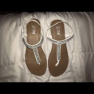 Brash Jewel Sandals